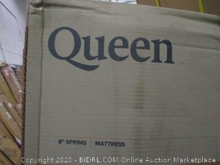Zinus 8 inch hybrid Mattress queen