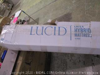 Lucid queen Mattress