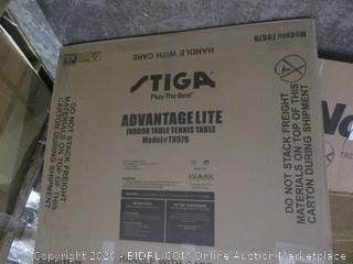 TIGA Advantage Indoor Table Tennis Table   new