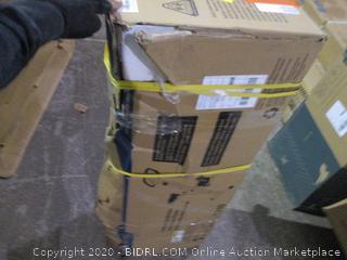 Foldable Upright Bike