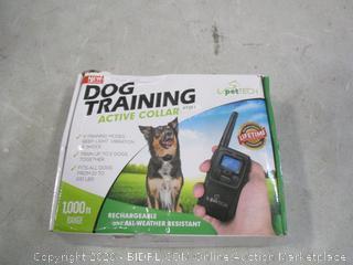 Dog Training Active Collar