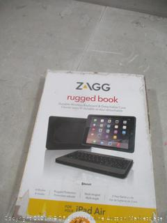 Zagg Rugged Book