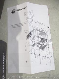 Bitspower Nvidia GTX 1080 Ti Founder Edition Acrylic