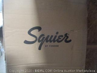 Squier By Fender Guitar See Pictures