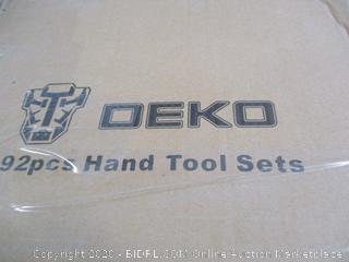 Deko Hand took set