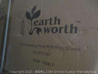 Skidding Tong with Ring  32 inch