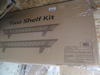 Two Shelf Kit