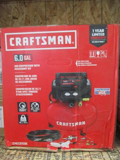 Craftsman Air Compressor with Accessory Kit
