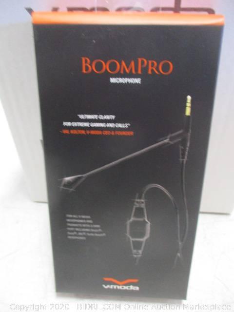 Bulk Vmoda Microphone Auction - Galt- March 26