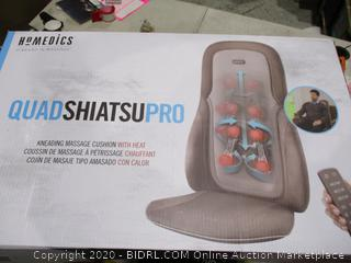 Homedics Quad Shiatsu Pro