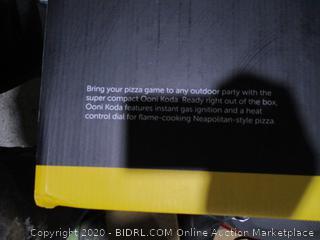 OOni Koda Gas Powered Outdoor Pizza Oven