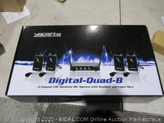VocoPro Digital-Quad-B
