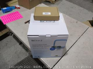 SoClean2 Automated PAP Disinfecting System