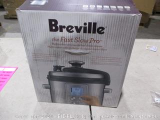 Breville the Fast slow Pro Multicooker