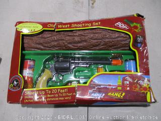 Classic Toy Old West Shooting Set