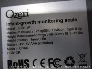 Ozeri Infant-growth monitoring scale