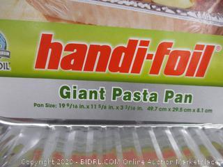 9-Giant Pasta Pans
