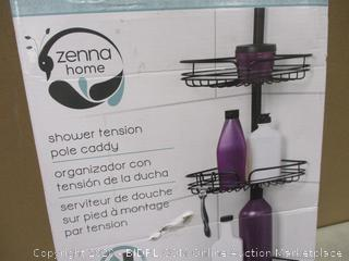 Zenna Shower Tension Pole Caddy