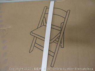4-Folding Chairs