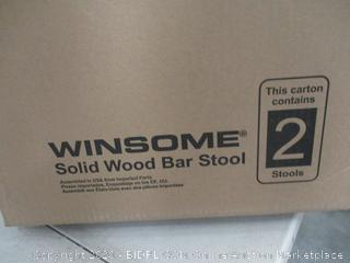 Winsome Solid wood Bar stool