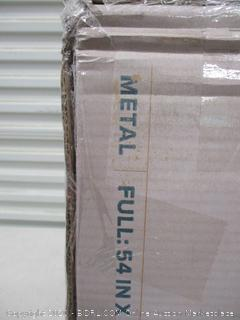 Full Metal Bed Frame