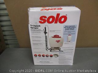 Solo Sprayer