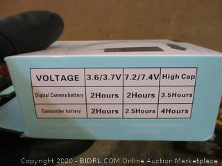 Charger/ Digital Camcorder & Camera Battery Pack