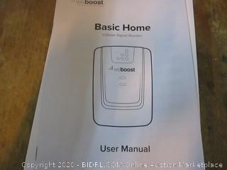 weboost Basic Home Cellular Signal Booster