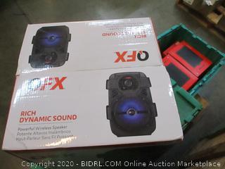 OFX Powerful Wireless Speaker
