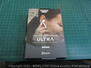 Sharper Image tue Wireless earbuds