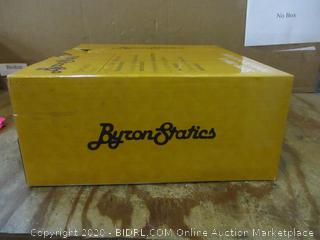 Byron Static Turntable 3 Speed