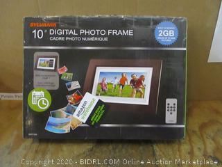 "Digital Photo Frame  10"""