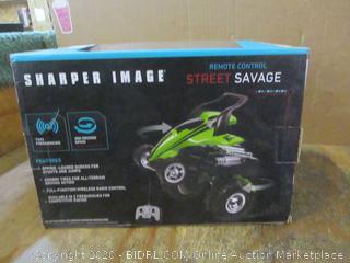 Sharper Image  Wireless RC action  Savage