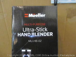 Ultra Stick Hand Blender
