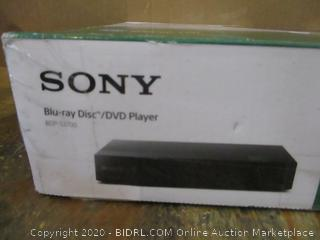 Siony Blu-ray disc/DVD Player