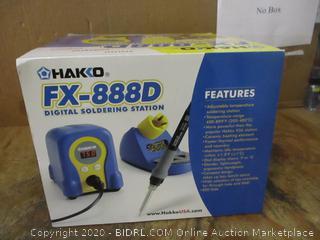 Hakko FX-888D Digital Soldering Station