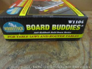 Woodstock Board Buddies