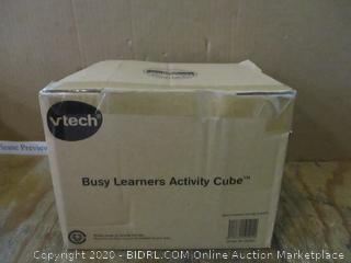 Vtechh Busy Learners Activity Cube