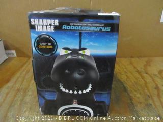 Sharper Image robotosaurus