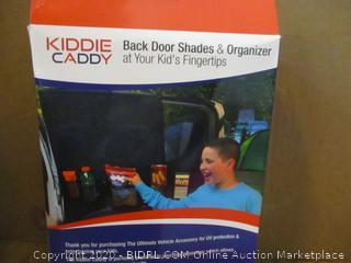Kiddie Caddy Back Door Shades & Organizer