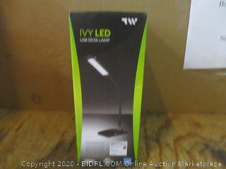 Ivy LED USB Desk Lamp