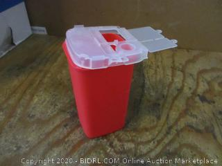 Sharps Needle Disposal Containers 5 pack