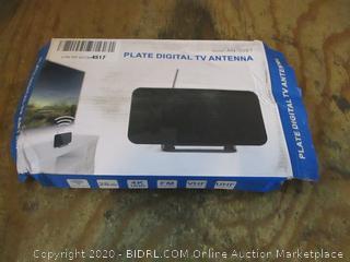 Plate Digital TV Antenna