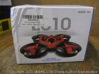 Eachine Axix Gyro Drone One Press Automatic Return