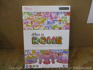 When in Rome Game