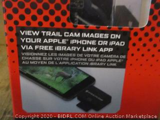 Steawlth Cam SD Card Reader