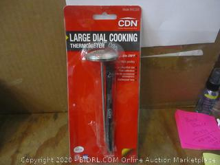 Large Dial Cooking Thermometer