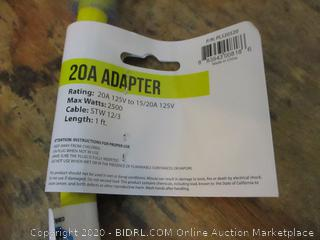 20A Adapter