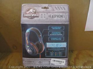 Jurassic World Headphones