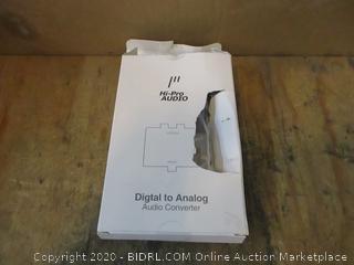 Hi Pro Audio Digital to Analog Audio Converter